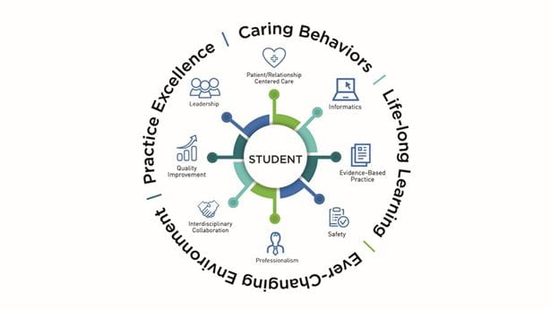 The conceptual framework for adult learning principles