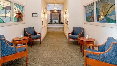 A look inside the Hildebrandt Hospice Center
