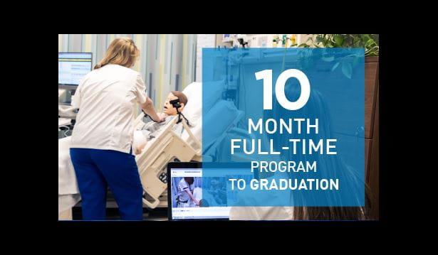 10 month full time program