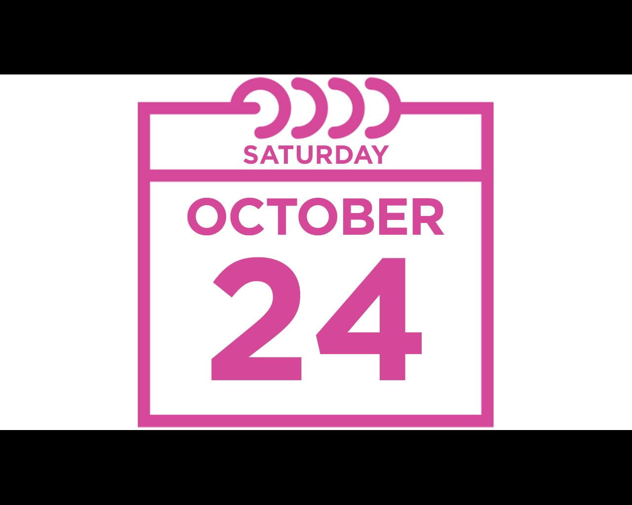 saturday october 24