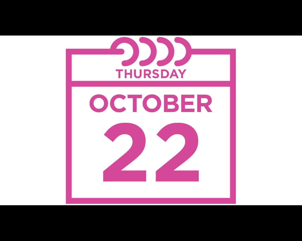 thursday october 22