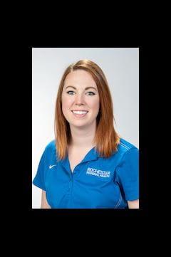 Meet Melissa Wassink, Athletic Trainer