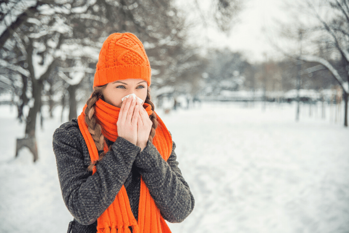 myths about winter cold