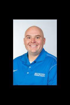 Meet Jeff Zink, Athletic Trainer